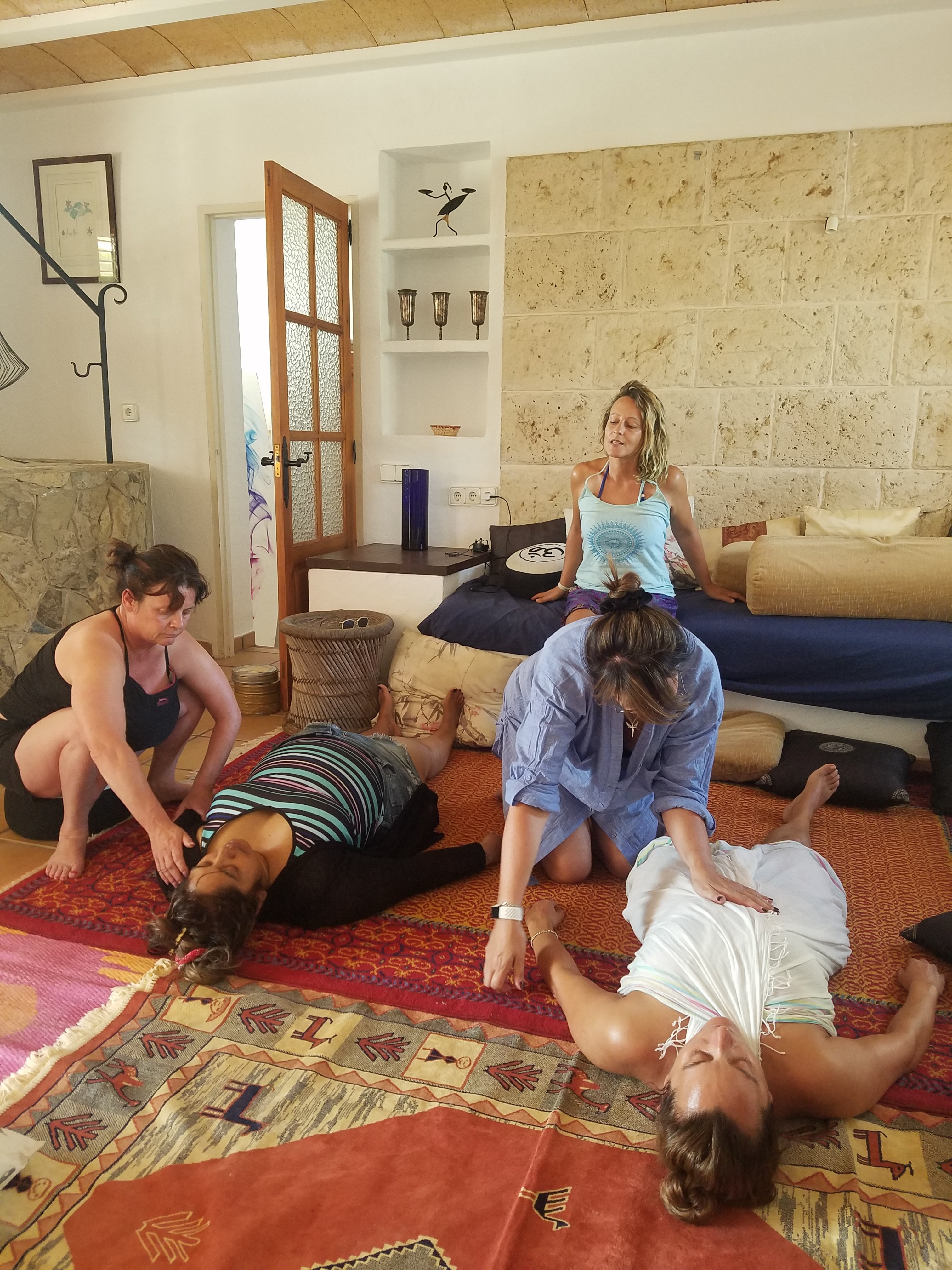 Massage Workshop